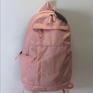 Nike Backpack Pink New